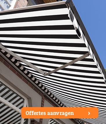 zonneschermen in Amsterdam