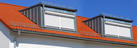 zonwering dakkapel in Amsterdam